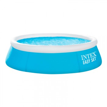 Piscina Intex Easy Set familiar