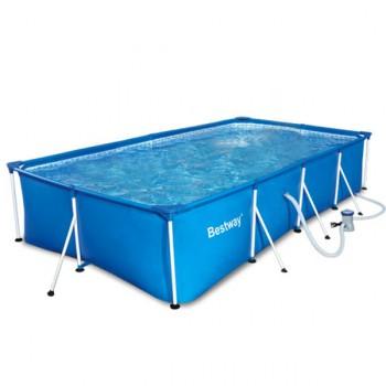 Piscina Bestway Splash 400 x 211 x 81 cm