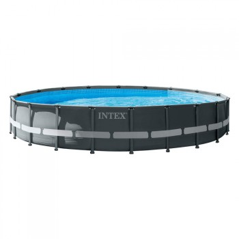 Piscina desmontable ultra frame 610 x 122 cm Intex