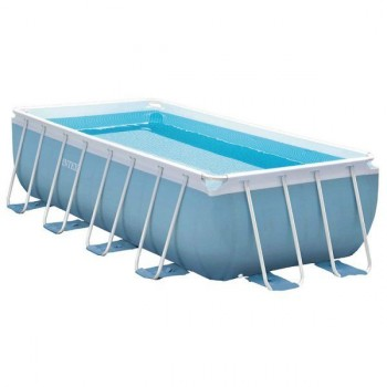 Piscina prisma 488x244x107cm de Intex