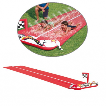 Pista deslizante Dash'n Splash Raceway 488 cm