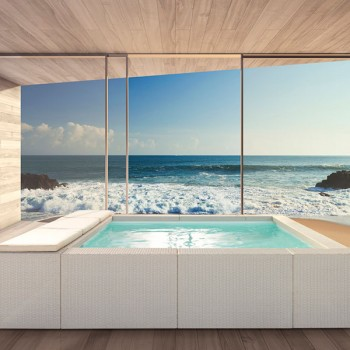 Piscina Laghetto modelo Playa blanco