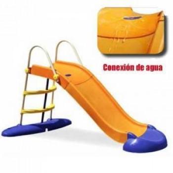 Tobogán Fun Slide 230x120x130cm - Km577