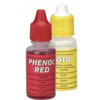 Recambio Oto y Phenol para análisis