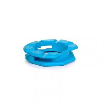 Recambio de pie flexible azul, para limpiafondos automático, original de Zodiac Manta II W69686P