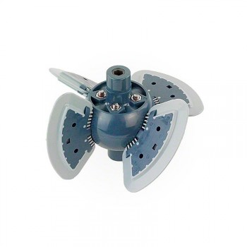 Recambio soporte de aletas motor Zodiac MX8 W79013