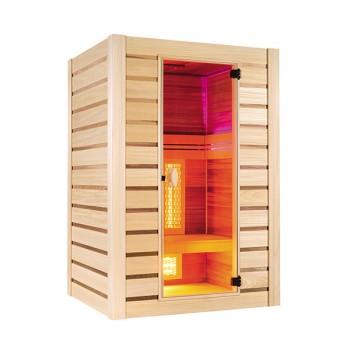Sauna de Vapor Duo Quartz