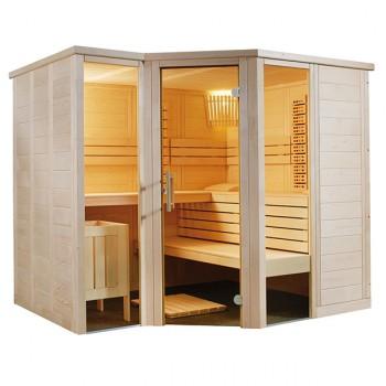 Sauna Infrarrojos Arktis de Vapor e Infrarrojos