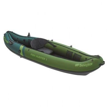 Fishing Kayak Sevylor 1 persona
