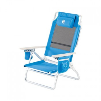 Silla reclinable Coleman
