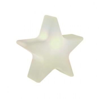 Lámpara Jardín Stanis forma de estrella