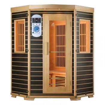 Sauna Infrarrojo Star 2C 2/3 Plazas