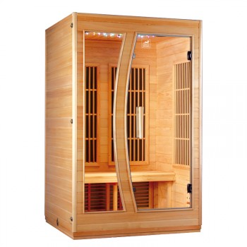 Sauna Infrarrojo Star A 2 Plazas