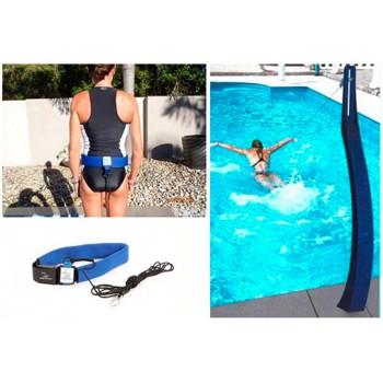 Kit para natación estática en piscina