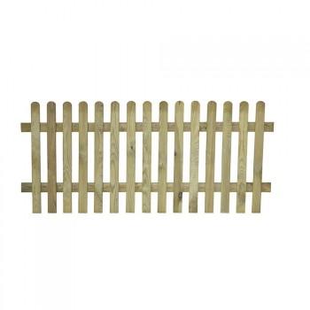 Valla inglesa madera 80 x 180
