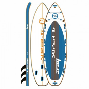 Tabla Paddle Surf Zray Super 17