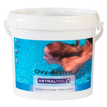 Tabletas Oxy-Active de AstralPool