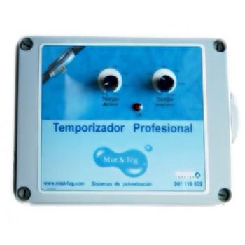 temporizador profesional nebulizacion