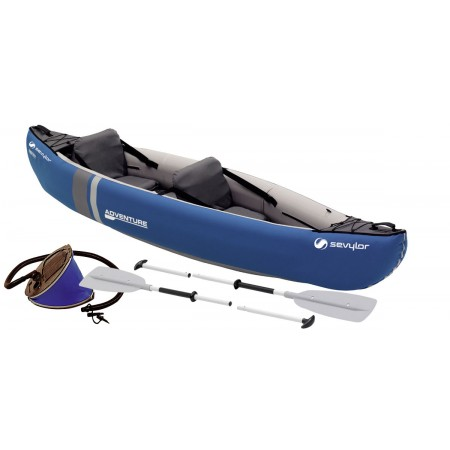 Canoa Hinchable Sevylor Adventure Kit