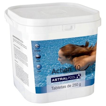 Action 10 AstralPool tabletas 25325