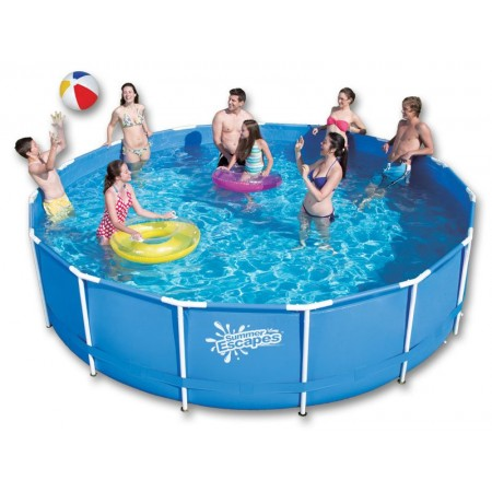 Piscina Tubular Swing 4,88 x 1,07m