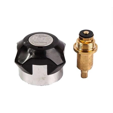 Pomo plástico + eje de ducha AstralPool 4401040102