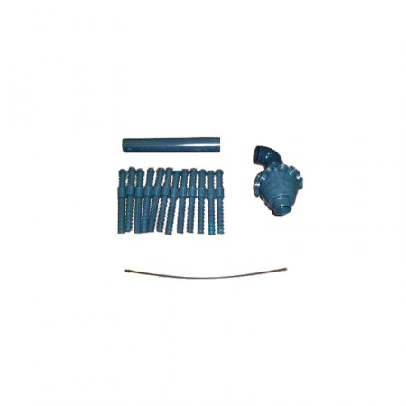 Conjunto colector filtro Cantabric 750 Astralpool 4404180013