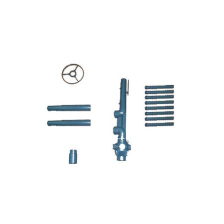 Conjunto interior filtro Cantabric Ø600 lateral Astralpool 4404180016