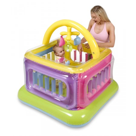Juego hinchable para bebés