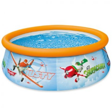 Piscina Aviones Planes Disney Intex