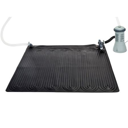 Panel solar para agua de piscinas