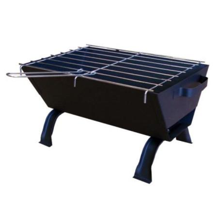 Barbacoa de carbón 2040 forma de cajón