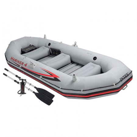 Barca Hinchable Intex Mariner 4
