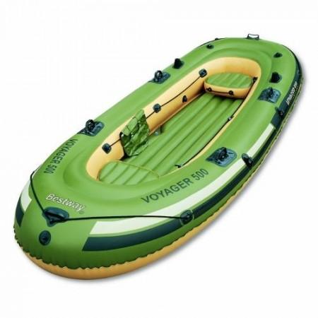 Barca hinchable Voyager 300-1