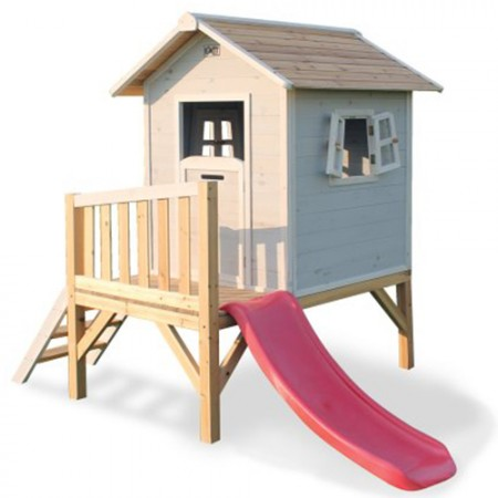 Casita infantil para jardín Beach 300