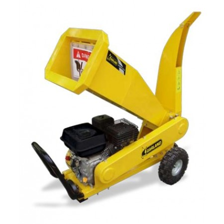 Biotriturador Gasolina Chipper 880 G-2
