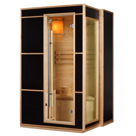 Sauna de Vapor Saga - 2 Personas