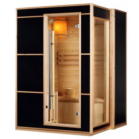 Sauna de Vapor Saga - 3 Personas