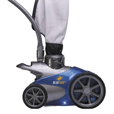 Limpiafondos automático BlueFury lateral