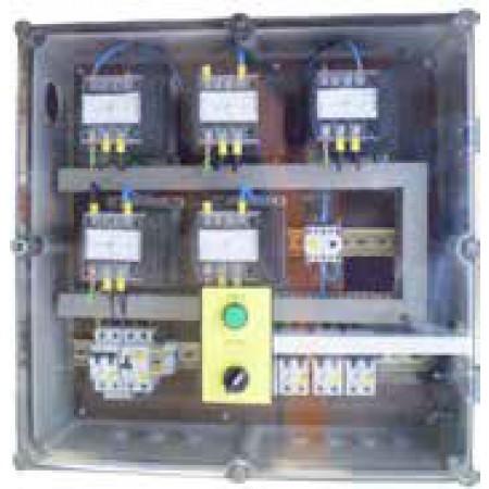 Cuadro iluminación en doble aislamiento C5T Coytesa