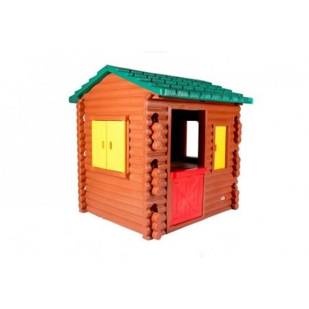 Cabaña infantil de Leños Little Tikes-1