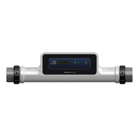 Calentador Compact Electric Heat Incoloy