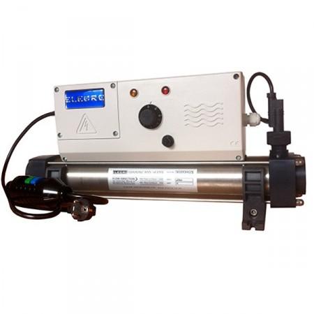 Calentador eléctrico para climatizar piscinas Elecro