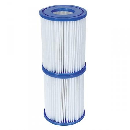 Recambio filtro de cartucho para depuradora de piscinas elevadas