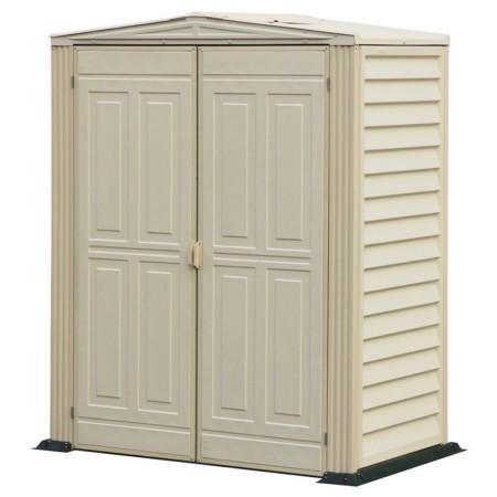 Caseta para exterior de PVC Yardmate 5 x 3