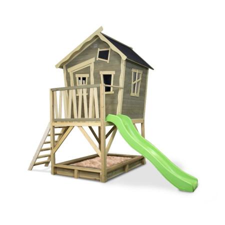 Casita de madera para niños Crooky 500