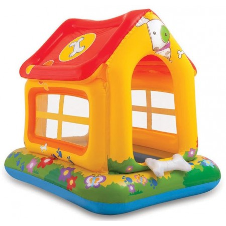 Casita hinchable Puppy Love Intex-1