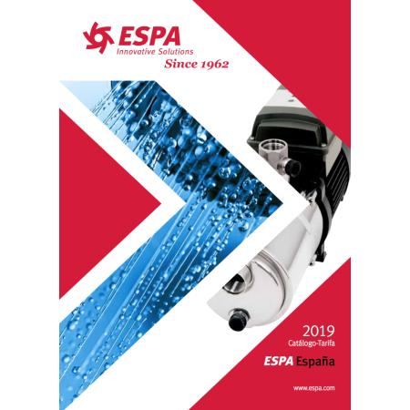 Catálogo Espa 2019