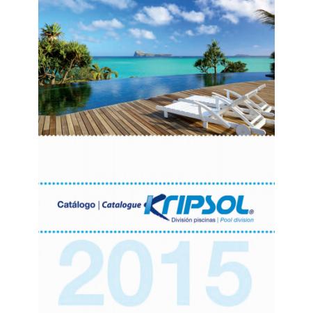 Catálogo de Piscinas 2015 de Kripsol