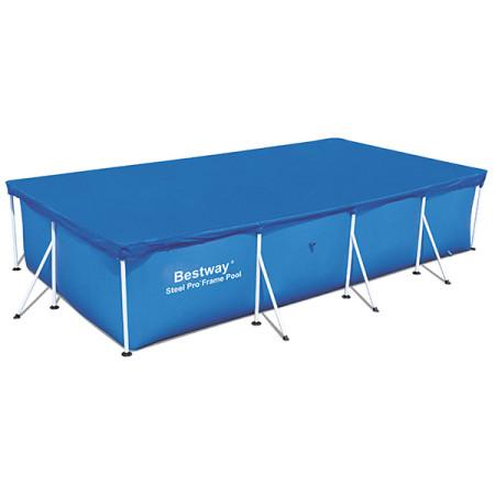 Cobertor Bestway piscina de 400 x 211 cm